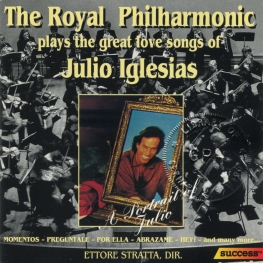 Audio CD: Royal Philharmonic Orchestra (1984) Plays The Great Love Songs Of Julio Iglesias