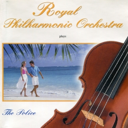 Audio CD: Royal Philharmonic Orchestra (1983) Plays The Police