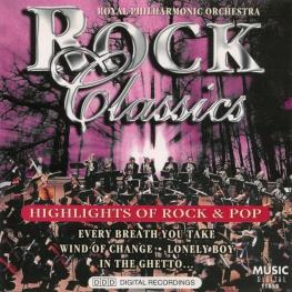 Audio CD: Royal Philharmonic Orchestra (1995) Rock Classics