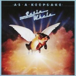 Audio CD: Satin Whale (1977) As A Keepsake