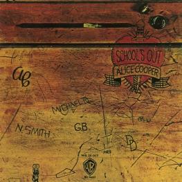 Audio CD: Alice Cooper (1972) School's Out