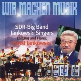 Audio CD: SDR Big Band (1996) Wir Machen Musik