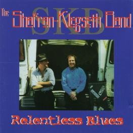 Audio CD: Shafran-Klegseth Band (1998) Relentless Blues