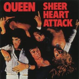 Audio CD: Queen (1974) Sheer Heart Attack