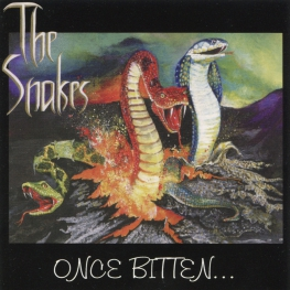 Audio CD: Snakes (2) (1998) Once Bitten...
