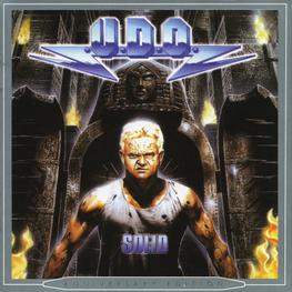 Audio CD: U.D.O. (2) (1997) Solid