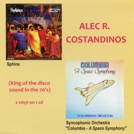 Audio CD: Sphinx (4) (1977) Sphinx + Columbia - A Space Symphony