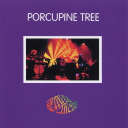 Audio CD: Porcupine Tree (1994) Spiral Circus