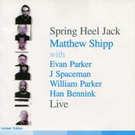 Audio CD: Spring Heel Jack (2003) Live