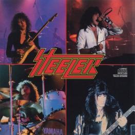 Audio CD: Steeler (2) (1983) Steeler