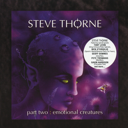 Audio CD: Steve Thorne (2007) Part Two: Emotional Creatures