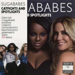 Audio CD: Sugababes (2008) Catfights And Spotlights