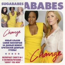 Audio CD: Sugababes (2007) Change