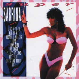Audio CD: Sabrina (1988) Super Sabrina