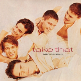 Audio CD: Take That (1993) Everything Changes