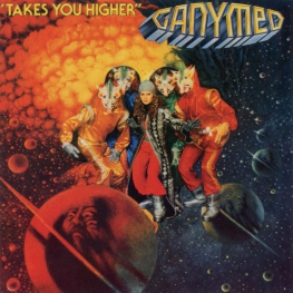 Audio CD: Ganymed (1978) Takes You Higher