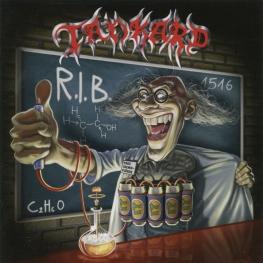 Audio CD: Tankard (2014) R.I.B.