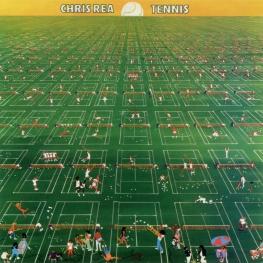 Audio CD: Chris Rea (1980) Tennis