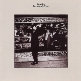 Audio CD: Sparks (1980) Terminal Jive