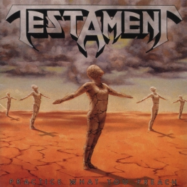 Audio CD: Testament (2) (1989) Practice What You Preach