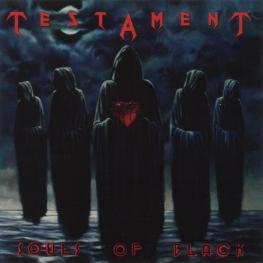 Audio CD: Testament (2) (1990) Souls Of Black