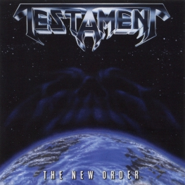 Audio CD: Testament (2) (1988) The New Order