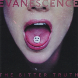 Audio CD: Evanescence (2021) The Bitter Truth