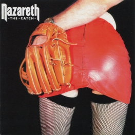 Audio CD: Nazareth (1984) The Catch