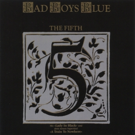 Audio CD: Bad Boys Blue (1989) The Fifth