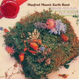 Audio CD: Manfred Mann's Earth Band (1974) The Good Earth