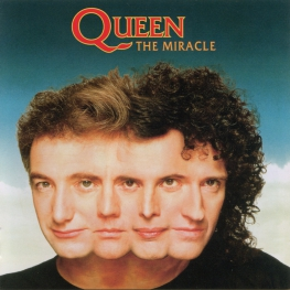 Audio CD: Queen (1989) The Miracle