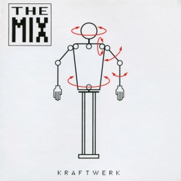 Audio CD: Kraftwerk (1991) The Mix