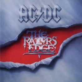 Audio CD: AC/DC (1990) The Razors Edge