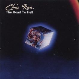 Audio CD: Chris Rea (1989) The Road To Hell