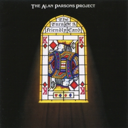 Audio CD: Alan Parsons Project (1980) The Turn Of A Friendly Card