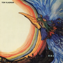 Audio CD: Ton Vlasman (1970) White Room With Disintegrating Walls