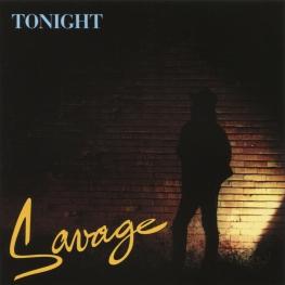 Audio CD: Savage (1984) Tonight