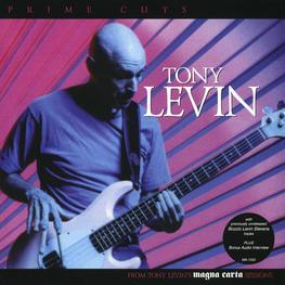 Audio CD: Tony Levin (2005) Prime Cuts