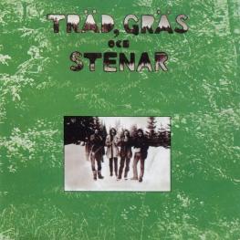 Audio CD: Trad Gras Och Stenar (1970) Trees, Grass And Stones