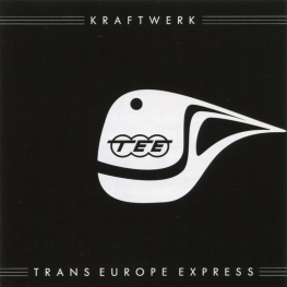 Audio CD: Kraftwerk (1977) Trans Europe Express