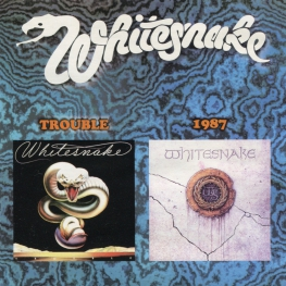 Audio CD: Whitesnake (1978) Trouble / 1987