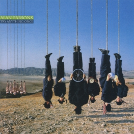 Audio CD: Alan Parsons (1993) Try Anything Once