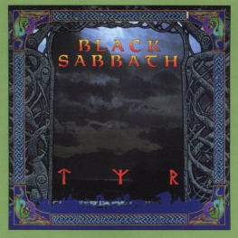 Audio CD: Black Sabbath (1990) Tyr