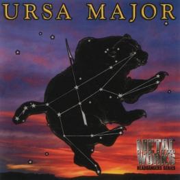 Audio CD: Ursa Major (3) (1972) Ursa Major