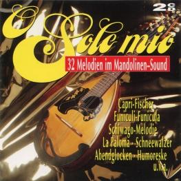 Audio CD: VA O Sole Mio (1993) 32 Melodien Im Mandolinen-Sound