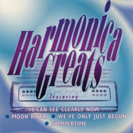 Audio CD: VA Harmonica Greats (1997) Compilation