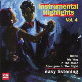 Audio CD: VA Instrumental Highlights () Vol. 4