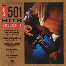 Audio CD: VA The Levi's 501 Hits (1992) Vol. II