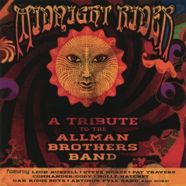 Audio CD: VA Midnight Rider (2014) A Tribute To The Allman Brothers Band
