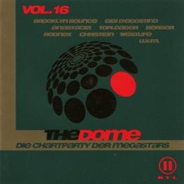 Audio CD: VA The Dome (2000) Vol. 16
